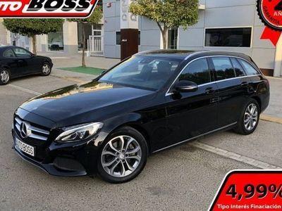 used Mercedes 220 Clase C Estate