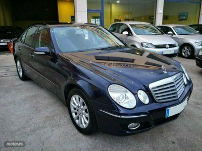 usado Mercedes E280 Clase ECDI Elegance
