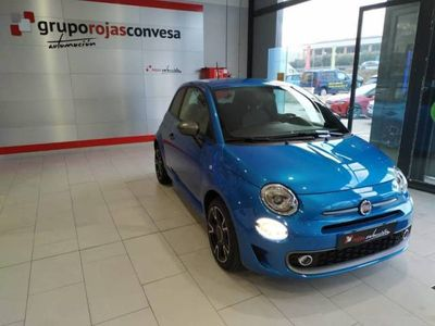 "usado Fiat 500 ""1 2 8v 51kW (69CV) S"""