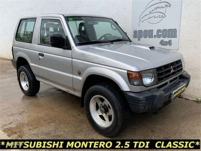 used Mitsubishi Montero 3.2 DID GLX