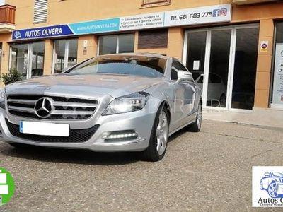 usado Mercedes CLS350 350 BlueEFFICIENCY 4p