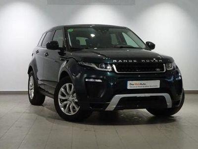 usado Land Rover Range Rover evoque 2.0 Si4 SE Dynamic 4WD Aut.