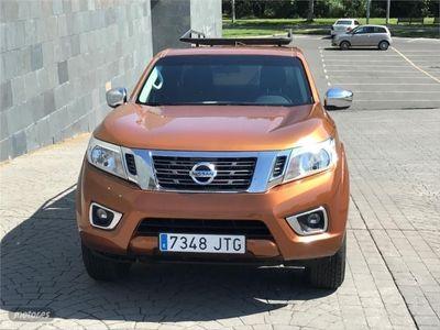 usado Nissan Navara 2.3dCi 118kW 160CV Acenta D.Cabina 4X4
