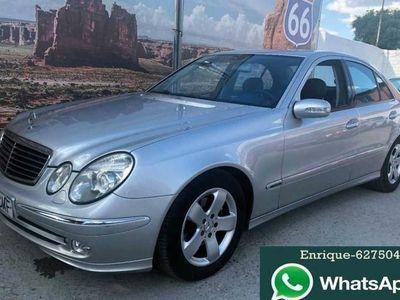 used Mercedes E270 E270 Cdi Avantgarde