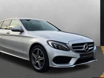 usado Mercedes 170 Clase C (+)2.1 220 D AMG LINE5P
