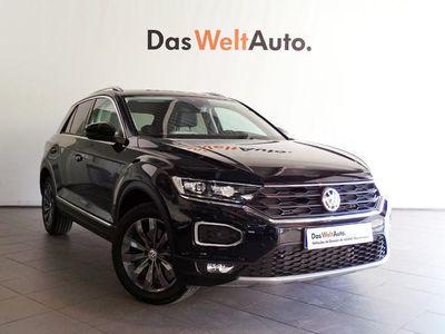 usado VW T-Roc 2.0 TDI Sport 4Motion DSG 110 kW (150 CV)