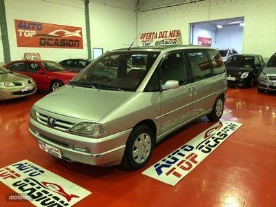 usado Peugeot 806 2.0 HDI ST
