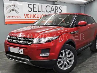 usado Land Rover Range Rover evoque 2.2l Ed4 Pure 4x2 150 cv en Madrid
