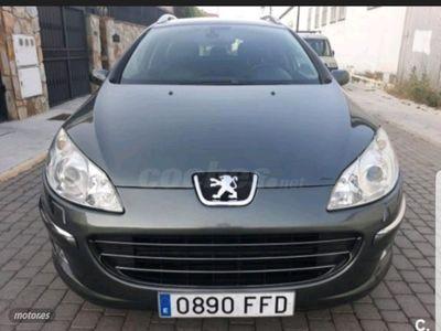 usado Peugeot 407 sw 2.7 hdi
