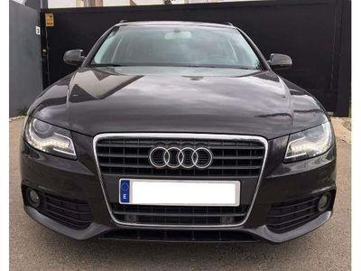 usado Audi A4 2.0 tdi 140 cv 6 velocidades