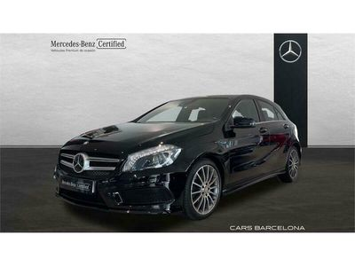 usado Mercedes A180 CDI BlueEFFICIENCY DCT AMG Line