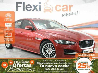 usado Jaguar XE 2.0 AJ200D Diesel RWD 132kW R-Sport 4p