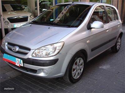 gebraucht Hyundai Getz 1.5 CRDi 88cv
