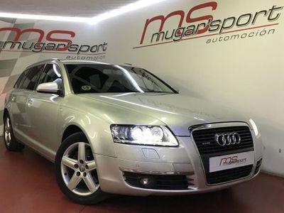 usado Audi A6 Avant 2.7TDI quattro Tiptronic DPF 180CV 6990€