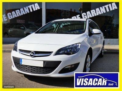 gebraucht Opel Astra ST 1.6CDTi S/S Business 110