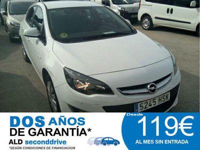 usado Opel Astra 1.7CDTi Selective Business 81kW (110CV)