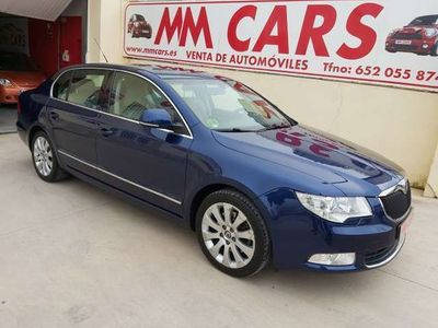 usado Skoda Superb 1.8 TSI DSG Exclusive