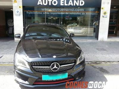 usado Mercedes CLA250 AMG, Segunda Mano, Barcelona