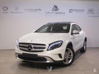 usado Mercedes GLA200 Clase GlaD Urban 5p. -15