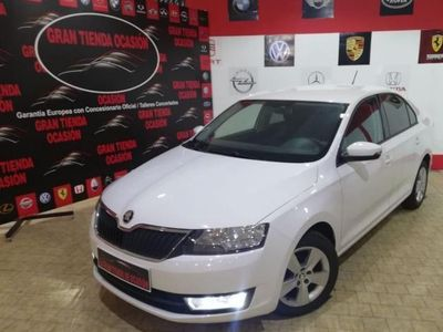 used Skoda Rapid 1.4 TDI CR 90cv Ambition