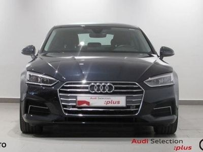usado Audi A5 Sportback 1.4 TFSI sport S Tronic 110 kW (150 CV) Gasolina Azul matriculado el 01/2018