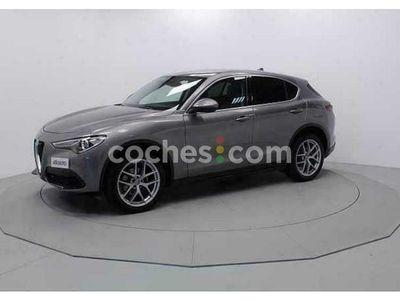 usado Alfa Romeo Stelvio 2.0 First Edition I Q4 Aut. 280 280 cv en Madrid