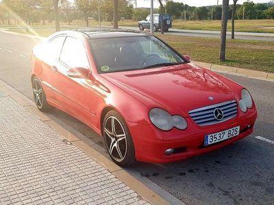 usado Mercedes C180 Sportcoupé