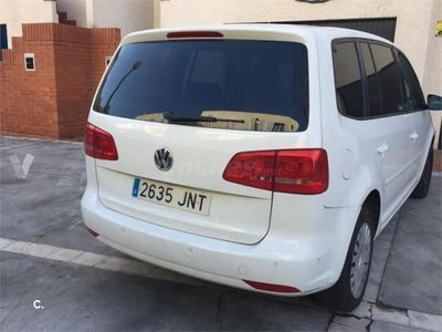 usado VW Touran 2.0 Tdi 140cv Dsg Sport 5p. -12