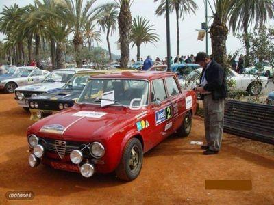 usado Alfa Romeo Giulia Super 1600