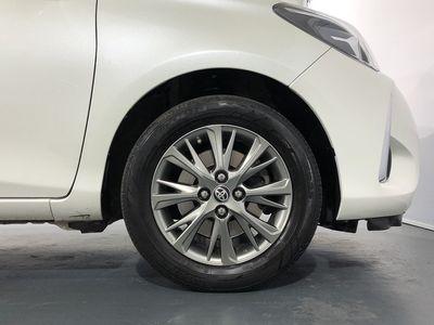 usado Toyota Yaris 1.5 DUAL VVT-IE ACTIVE 111 5P