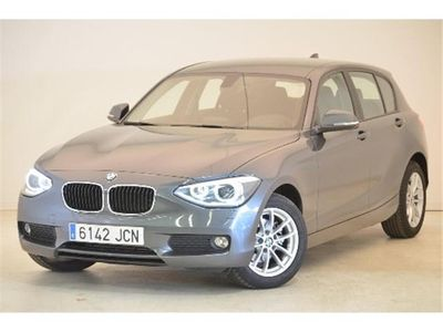 brugt BMW 116 d 5-puertas