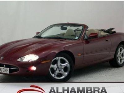 usado Jaguar XK año 2000 43126 KM a € 19990.00