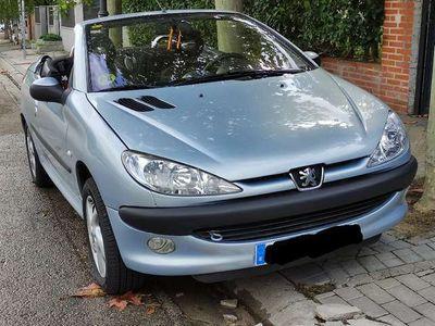 usado Peugeot 206 CC 1.6 Aut.