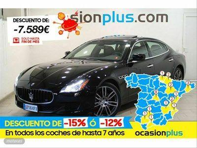 usado Maserati Quattroporte 3.0 V6 Diesel Automatico