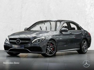 usado Mercedes C63 AMG AMG S AMG Driverspack TechoPano ILS Burmester