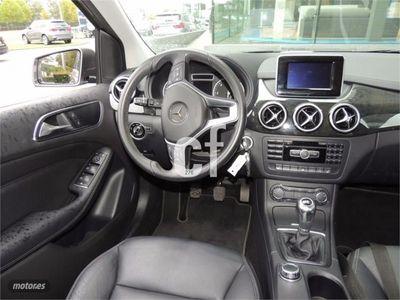usado Mercedes B180 CDI BE/ cuero ampliado/ pdc/navegador