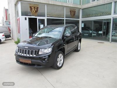 used Jeep Compass 2.2 CRD Limited 4x4 136 CV