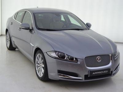 usado Jaguar XF 2.2 Diesel Luxury Sportbrake