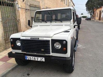 usado Land Rover Defender Comercial 110 2.5Td5 Techo Duro