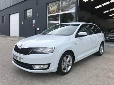 used Skoda Rapid Rapid/Spaceback1.6TDI CR Ambition 66kW