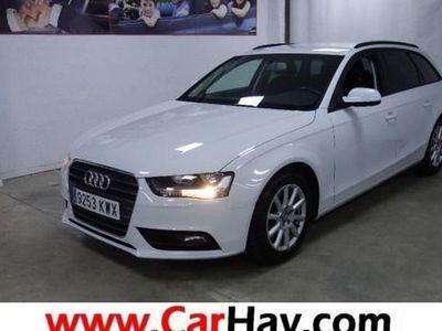 brugt Audi A4 Avant 2.0 TDI ADVANCE