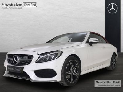 usado Mercedes C200 Cabrio AMG Line