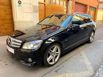 gebraucht Mercedes C320 Clase CCDI 4MATIC ESTATE AMG