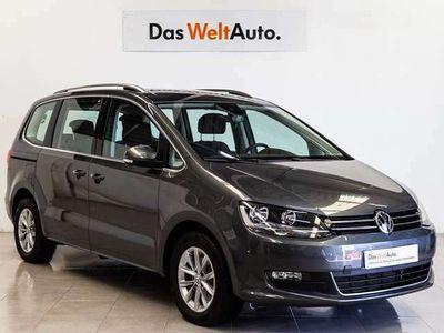 usado VW Sharan 1.4 Tsi Advance Dsg 110kw 150 cv en Madrid
