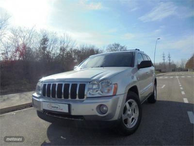 brugt Jeep Grand Cherokee 3.0CRD 217CV LIMITED 5P *TECHO*NACIONAL*