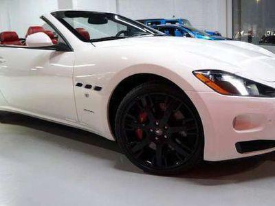 usado Maserati GranCabrio V8 4.7 Aut.