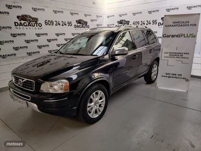 usado Volvo XC90 D4 Summum 7pl. Aut.