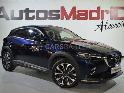 usado Mazda CX-3 2.0 G 89kW (121CV) 2WD Zenith Cruise 5p