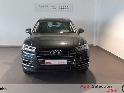 usado Audi Q5 Competition 55 TFSI E quattro 270 kW (367 CV) S tronic Híbrido Electro/Gasolina Gris matriculado el 01/2020