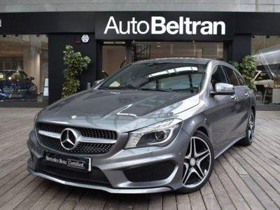usado Mercedes 200 CLA Shooting Brake CDI